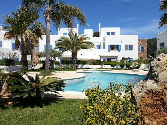 Ibiza Apartment ideal for families - Santa Eulària des Riu - Leilighet