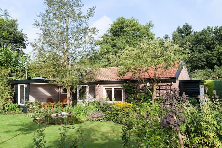 Nice gardenhouse near Arnhem Veluwe - Arnhem - Cabane