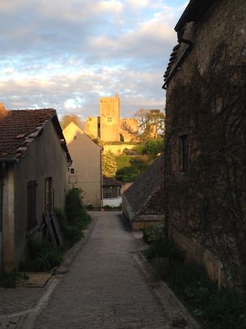 Vieux logis - Martailly-lès-Brancion - 단독주택