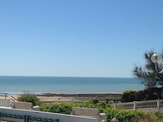 Vue sur Mer plage de Boisvinet - Jard-sur-Mer - Daire