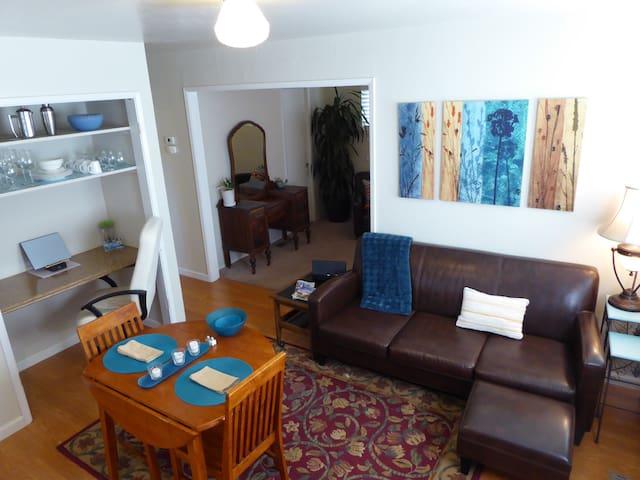 Private Guest Suite, DowntownDavis - Davis - Bungalow