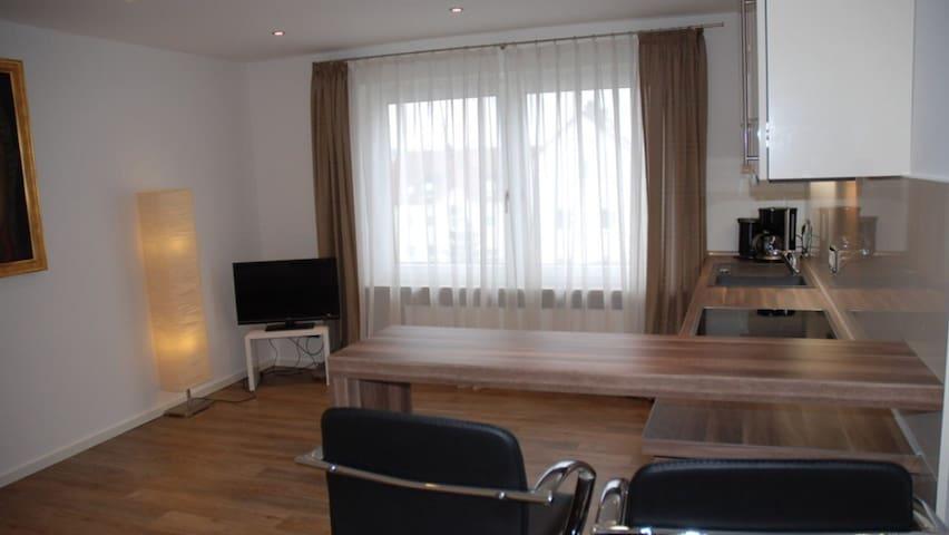 Luxuswohnung vor den Toren Münchens - Pfaffenhofen - Apartament