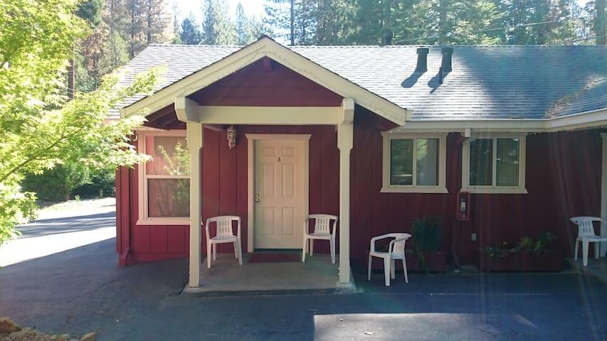 Studio Resort Cabin - Long Barn - Casa de campo