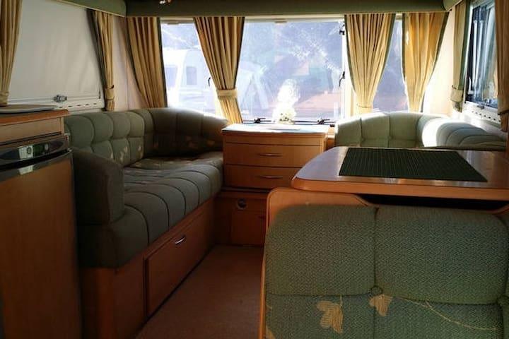 Cornwall Falmouth CHRISTMAS Caravan - Perranarworthal - Autre