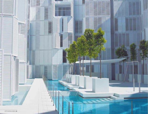 Ibiza Ultra Modern7 Private Garden - Ibiza - Apartment