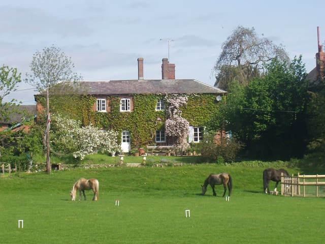 Lower Buckton House near Ludlow - LUDLOW - Hus