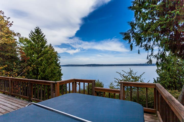 Blue Bay Escape Bed and Breakfast - Vashon - Appartement