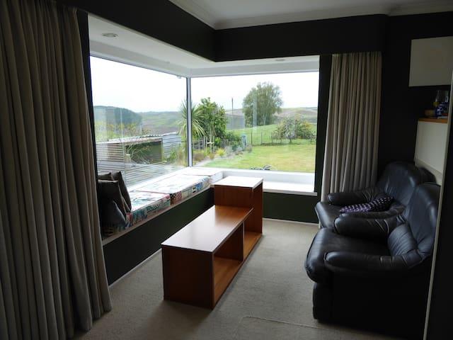 Peaceful country farm house retreat - Putaruru - Hus
