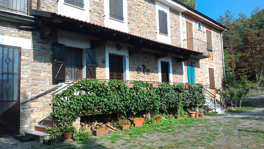 Yoga and Relax in the countryside - Melazzo - Casa