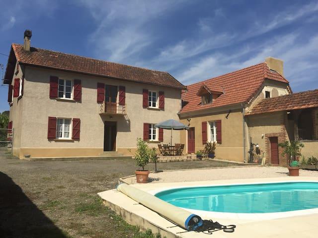Maison Lafourcade - Luc Armau