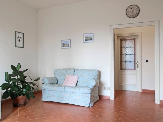 The 2 Rooms,suite @ 25' to Florence - Tavarnelle - Hus