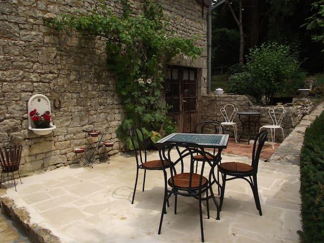 Gîte La Côte:paradijsje,natuur,bos! - Saint-Gourson - Huis