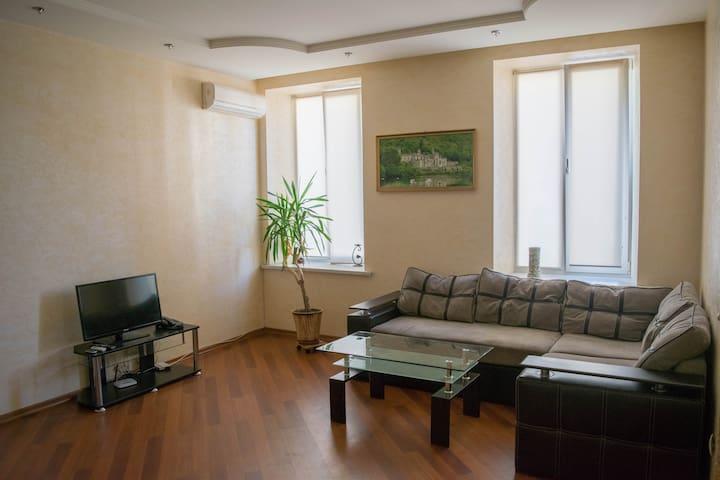квартира в историческом центре - Odessa - Huoneisto