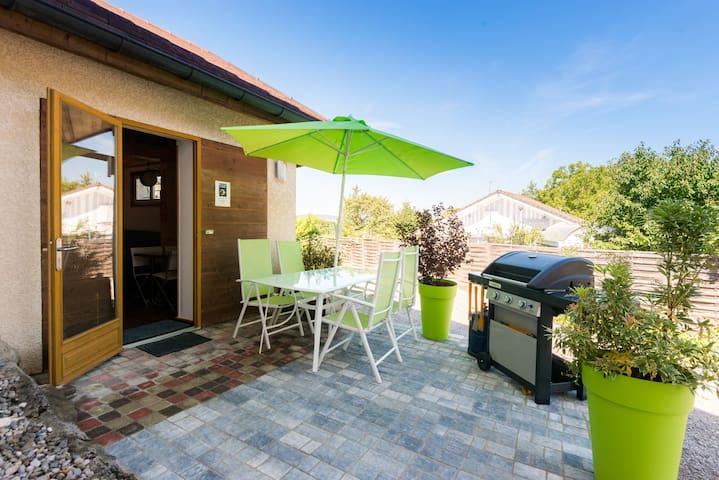 Appartement tout confort,terrasse - Seynod - Wohnung