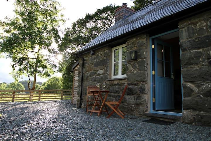 Romantic 1 bedroom holiday cottage - Gwynedd - Maison