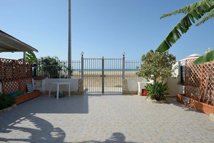 Villa Marinel Casa con vista al mar - Porto Empedocle - Villa