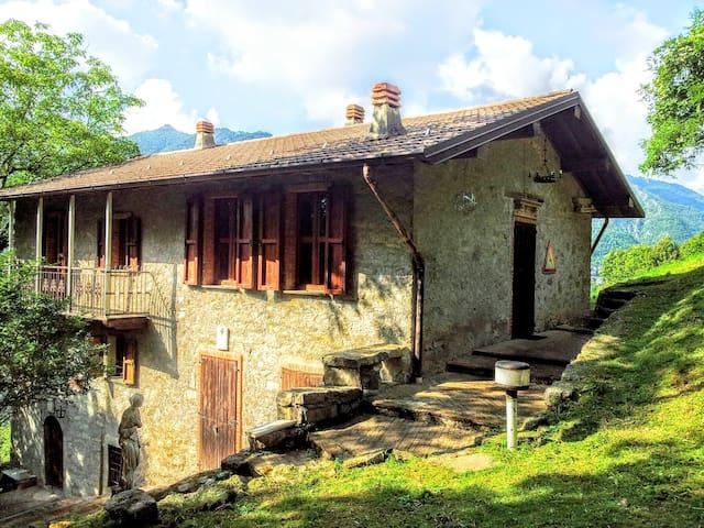 casa di montagna - bracca - Haus