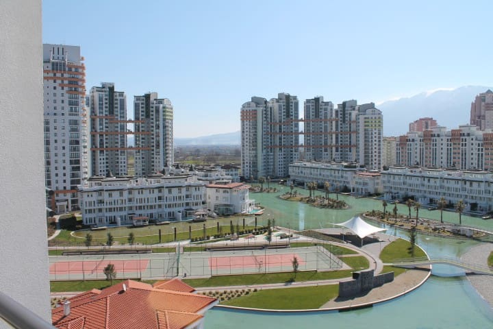 Dreamofholiday Bursa Homes - osmangazi - Квартира