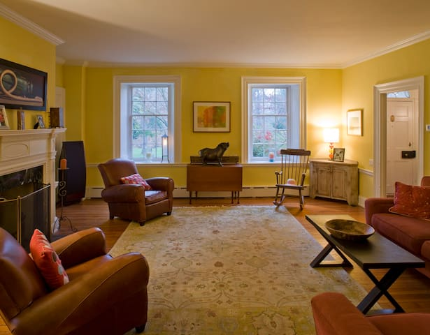 Large Historic Home for Papal Visit - Malvern - Huis