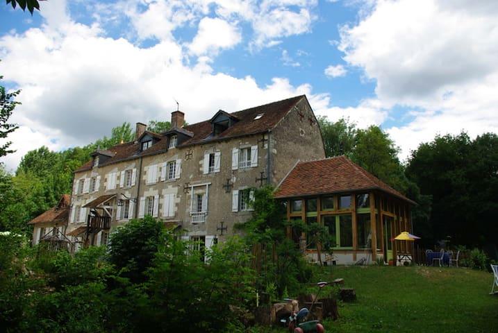 les nénuphars - Mont-près-Chambord - Leilighet