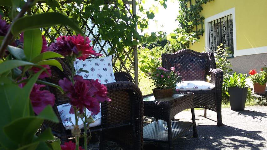 Ferienwohnung Haus Lerchenreith - Bad Aussee - Casa