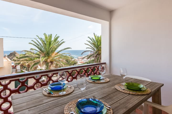 Beach apartment, sea view - Mahón