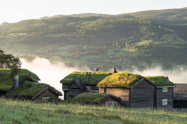 Fairytale Farm-hotel in Jotunheimen - Vågå - Bed & Breakfast