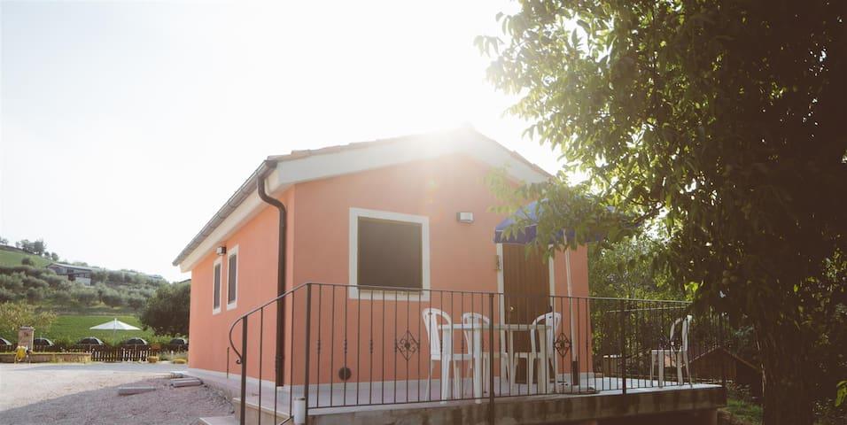 VILLA SABRINA a San Ginesio- Apartment IRIS 4 beds - San Ginesio - Appartement