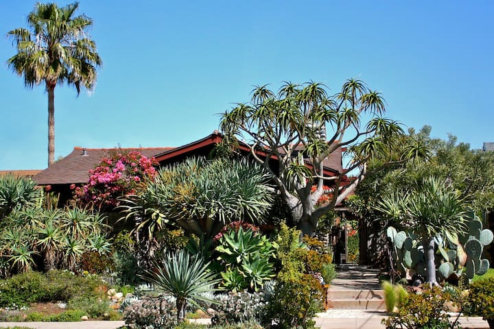MIKE'S PLACE - A PRIVATE  COTTAGE - San Diego - Apartamento