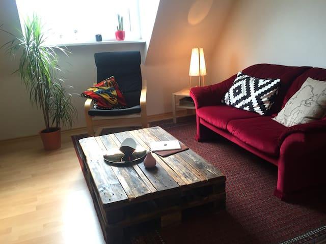 Apartment im Paderquellgebiet - Paderborn - Leilighet