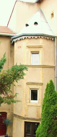 Charmant et lumineux 72m2 proche centre ville METZ - Longeville-lès-Metz - Apartamento