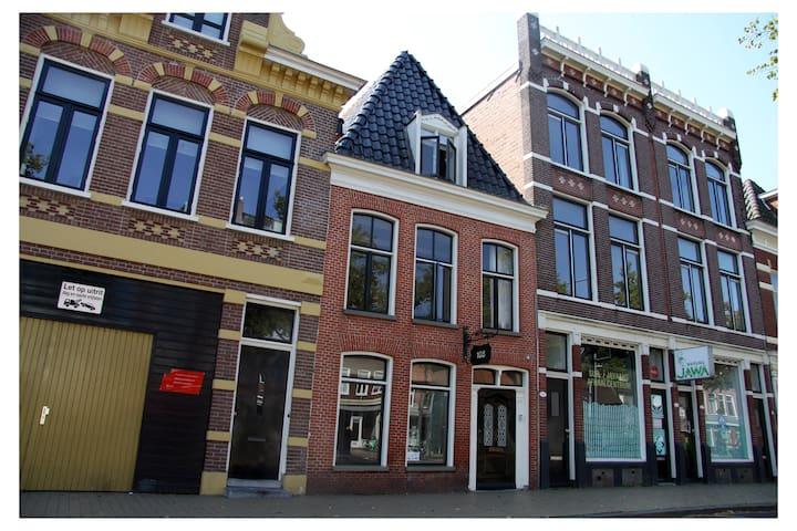 Spacious apartment in the center of Groningen! - Groningen - Kondominium