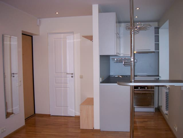 Sunny and modern studio flat - Jūrmala - Lägenhet
