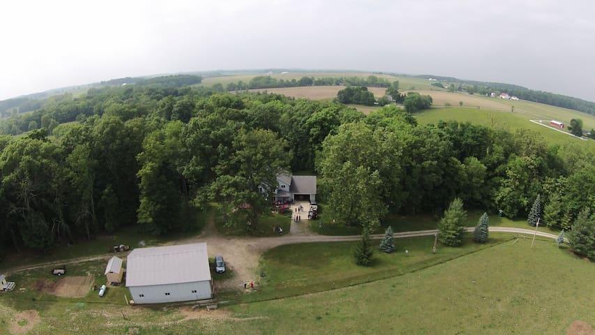 Woodhaven Farm Bed and Breakfast - Leesburg - Bed & Breakfast