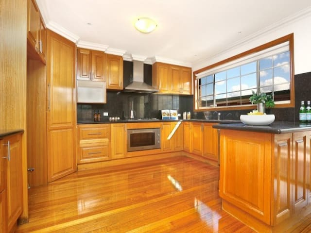 Easy access to city & airport - Glenroy - Ev
