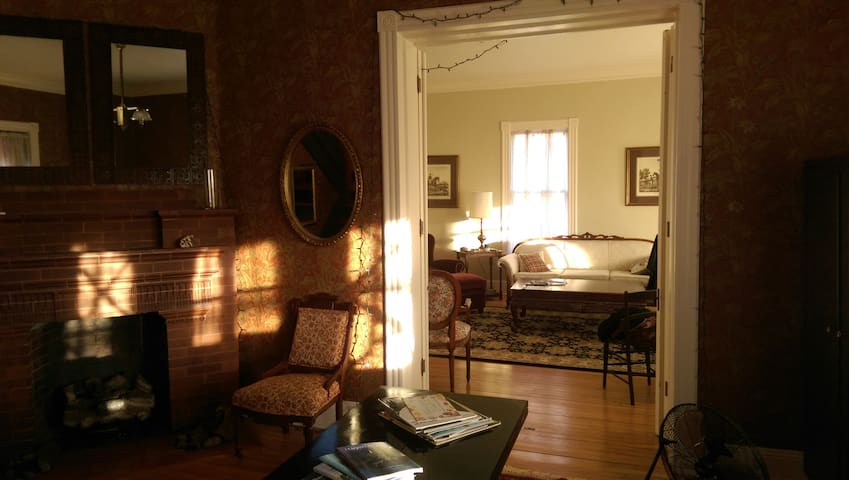 Historic Charles Town- Green room - Charles Town - Casa