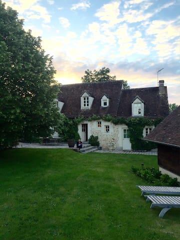 Grande propriété dans le Perche - Le Mage - Huis