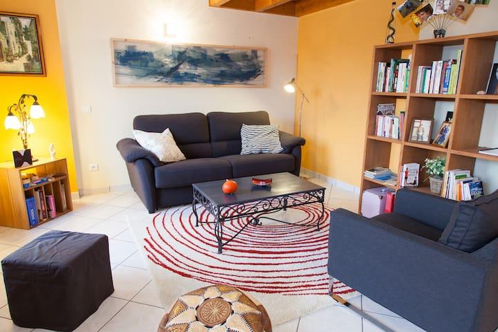 Bel appartement à la campagne  - Reignier-Esery - 公寓