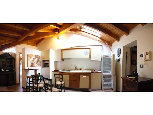 Una suite di un Grand Hotel - Renazzo
