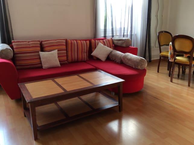 Appartement village près de Lyon - Couzon-au-Mont-d'Or - Departamento