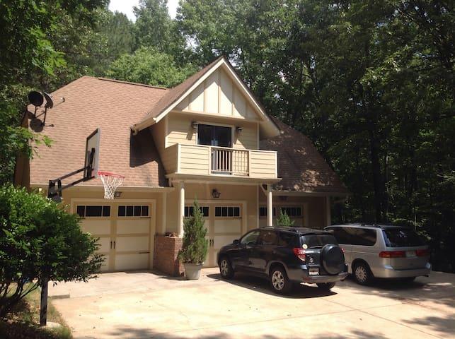 A garage Aparment - Douglasville - Wohnung