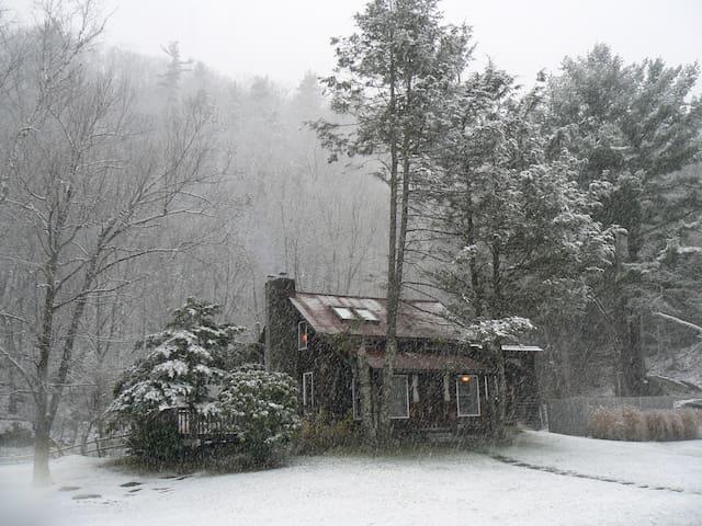 Catskills Wintertime Fun in the Mountains! - Olivebridge