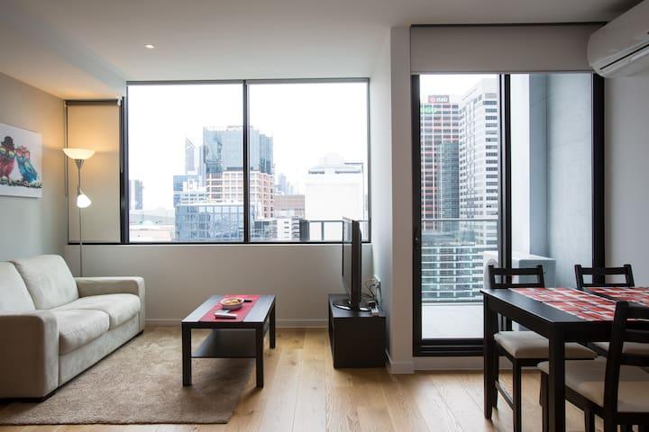 Luxurious Apartment Melbourne CBD - Melbourne - Lejlighed