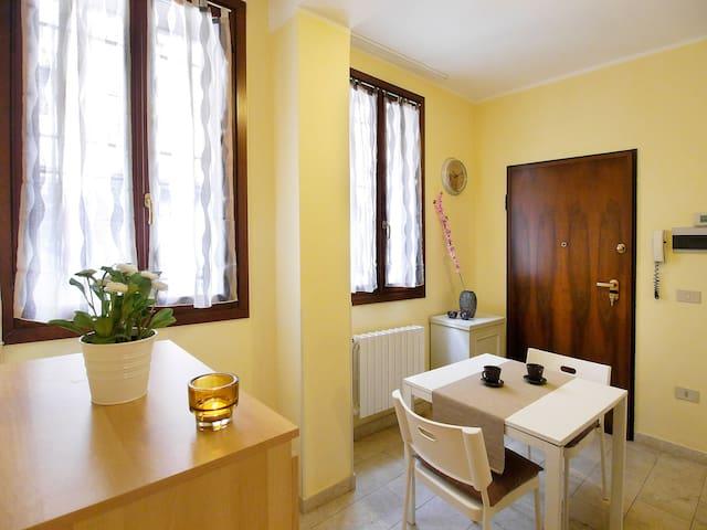 Una casa nel cuore di Padova - Padua - Daire