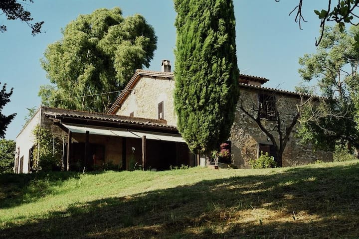 Lovely Country Home - near Rome and Umbria - Forano - Appartement