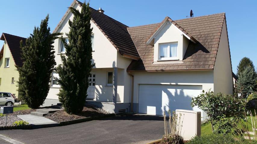 Belle Maison idéalement située - Schwindratzheim - Ev