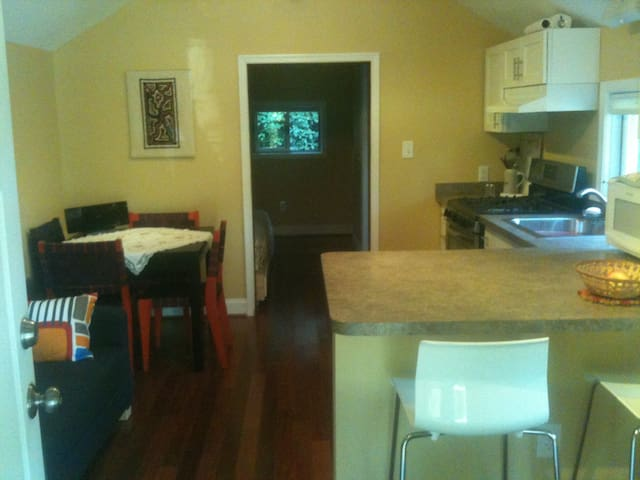 Cabin:near the river  Indian Steps Rd, Airville PA - Airville - Stuga