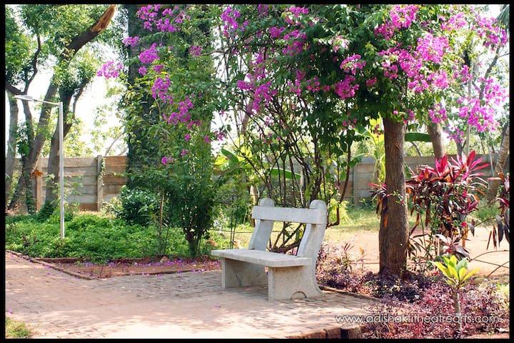 Lush Green Pondicherry Guesthouse - Bommayapalayam - Другое
