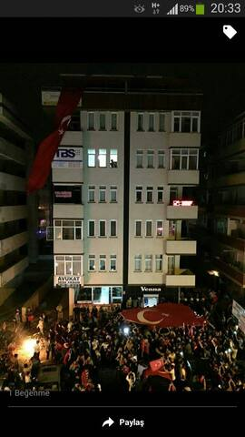 Cozy apartment flat in city centre - Çerkezköy