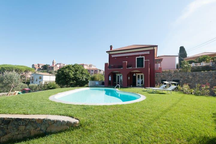 Splendida casa con piscina Il Sogno - Montemarcello - Ev